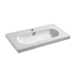 Curva 80 Wall Mounted Basin_TC10801S WEB