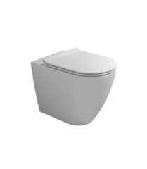 FLLK117G_Link Go Clean_Wall Faced Pan Slim Seat