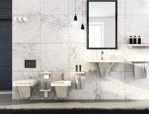 Hidra Ceramica Serie Abc.Flat By Hidra Parisi Bathware And Doorware