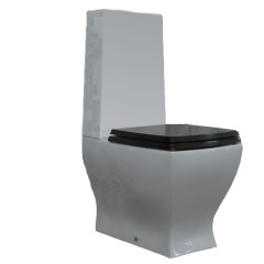 Jazz Wall Faced Suite_White w black seat_ACJZ25_DP_JPG