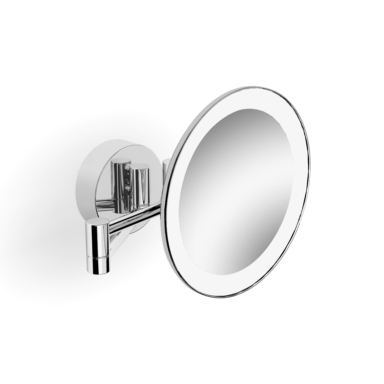with round l parisi lighting bathware lhotel hotel magnifying products and mirror light