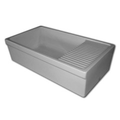SMQD540 Butler Single Bowl with Landing