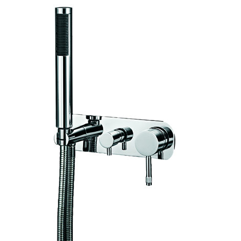 TO.04 D3E A_Tondo Wall Mixer 3 Way Diverter With Hand Shower_DP_JPG
