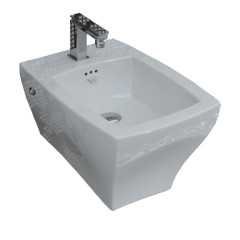 Jazz Wall Hung Bidet White