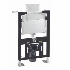PA140 Low Level Concealed Cistern with Frame