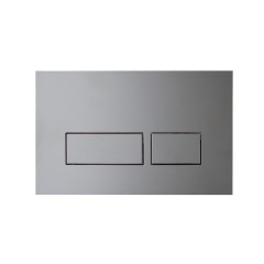 PA231 - PA235_Blade Rectangular Push Button & Panel Set_Chrome_LR
