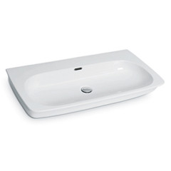 Neutra 90 bench wall basin