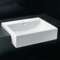 Wave 600 Semi Recessed Basin_PMP1600_IMAGE_JPG