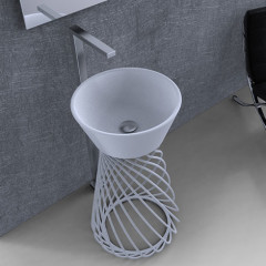 Wire-column-basin-white-HIW310