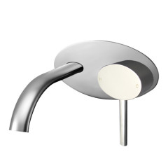 OL.01-2O160_Ovo Lever Wall Mixer with 160mm Spout_DP_JPG