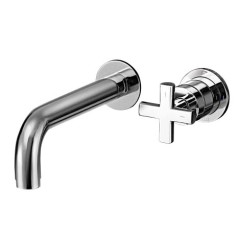 SF.01_2RF220_Stella Flat Progressive Wall Mixer with 220mm Spout_DP_JPG