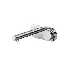 TODO.01-2E160_Todo Wall Mixer 160mm Spout ellisse Backplate_WEB