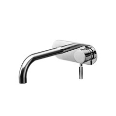 TOLE.01-2E220C_Tole Wall Mixer 220mm Curved Spout_WEB