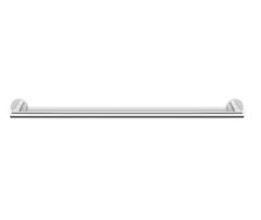 NE04811-Tole single towel rail 800mm chrome_WEB