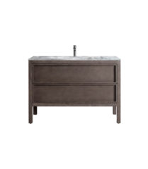 AR-1200-NO_Arrivo 1200 Noce Oak Floor Cabinet and Wash Basin