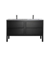 AR-1400-MB_Arrivo 1400 Floor Cabinet and Wash Basin