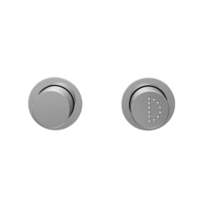 PA260-Twin Raised Button Set-HR2