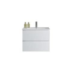 PB-601-MW_Pure Bianco 600 Wall Mounted Cabinet with Ceramic Top CWEB